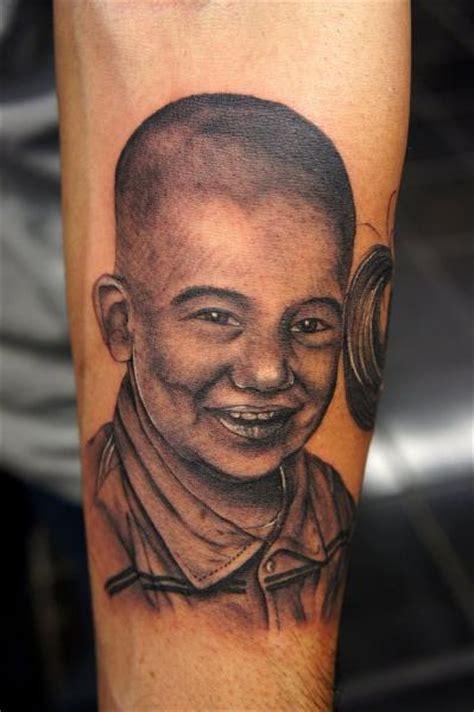 tattoo arm portraits arm portrait tattoo by og tattoo
