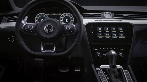 volkswagen phideon interior the new volkswagen arteon interior design trailer
