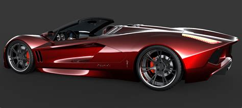 The Dagger Car by Transtar Dagger Gt Supercar Photo 8 11692