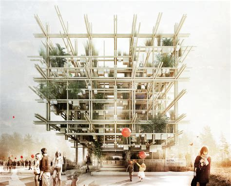 home design decor 2015 expo milan expo 2015 austrian pavilion naturally yours 1st