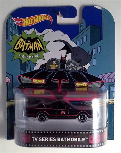Wheels Hw Batman Vs Superman 2017 Batmobile Dc Miniature Mobil tv series batmobile 2016 hw batman classic tv series