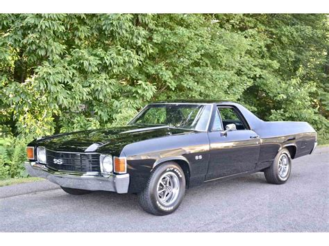 1972 el camino for sale 1972 chevrolet el camino for sale classiccars cc