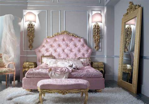Fashion Bedroom Decor by 16 Glamorous Baroque Bedroom Design Ideas