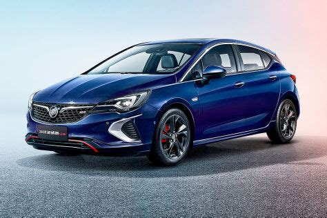 Opel Astra K 2020 by Opel Astra Gsi 2018 Motor Und Erste Infos Autobild De