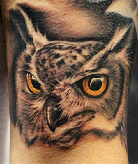 owl tattoo realism 1859 best owl tattoos uil tattoos images on pinterest