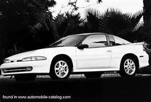 1992 mitsubishi eclipse gs since mid year 1991 for