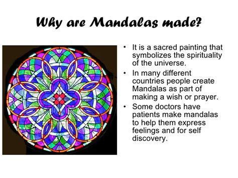 mandala meaning of colors mandalas