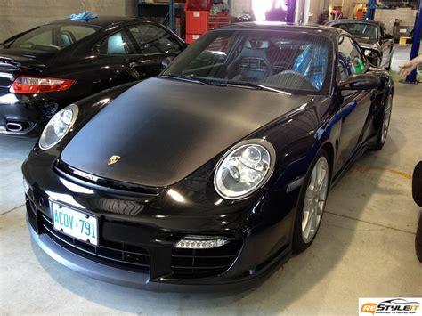 Porsche Carbon by Porsche 911 Carbon Fiber Makeover Vehicle Customization