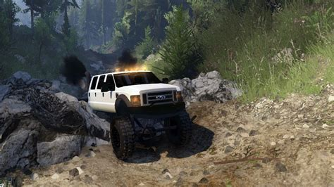 diesel brothers six spin tires diesel brothers six ford f550 hill climb