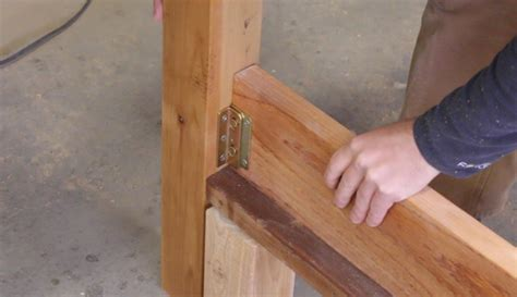 hardware for bed frame diy bed frame plans how to make a bed frame with diy pete