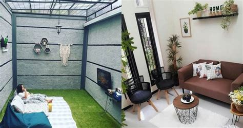 ide desain ruang keluarga minimalis bikin rumahmu jadi