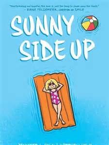 which side does the st go on sunny side up a book worth biting into