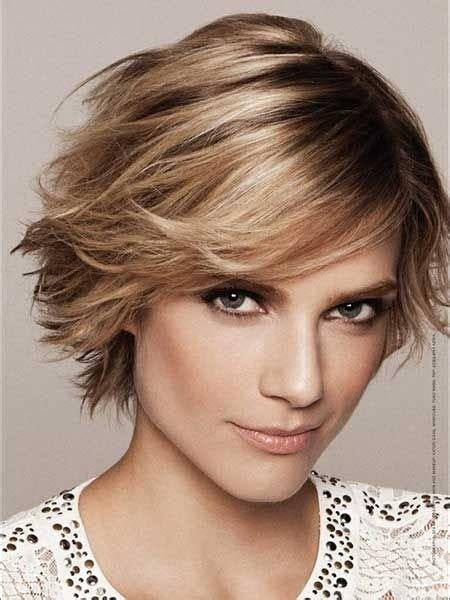shag hair style and face shape superb short shag haircuts