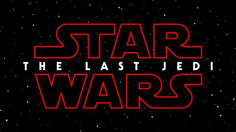 Kaos Starwars Logo Wars The Last Jedi Tag Gildan Premium Cotton the official title for wars episode viii revealed starwars