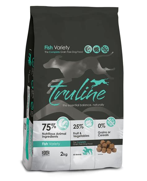 Pero Organic Pet Food by Truline Fish Variety 2kg