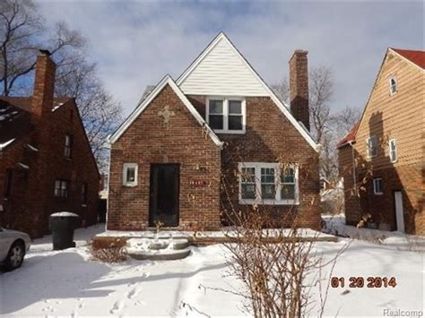 16537 lindsay st detroit michigan 48235 foreclosed home