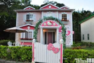 hello kitty mansion hell oh kitty house and more