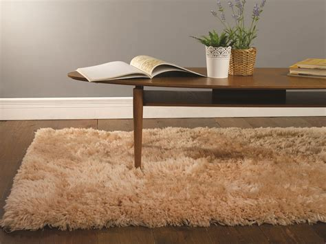 long shag rug beige shaggy long 8 1cm very thick luxury shag pile rug