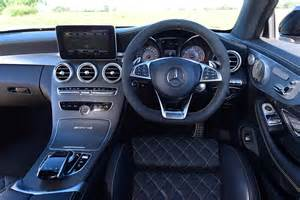 Mercedes C63 Amg Interior Mercedes Amg C 63 S Coupe Edition 1 Review Pictures
