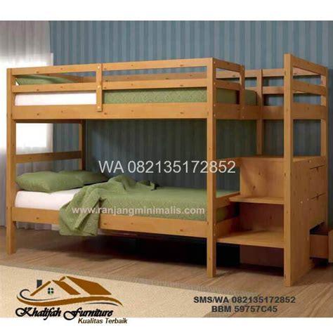 Ranjang Besi Tingkat Anak jual ranjang tingkat anak minimalis murah cv khalifah furniture cv khalifah furniture