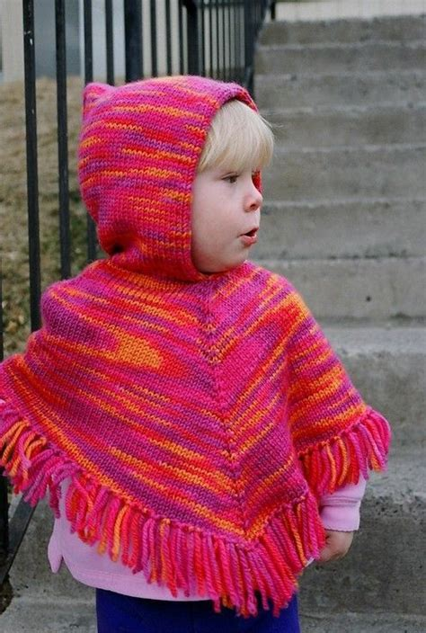 free easy baby poncho knitting pattern 25 best ideas about children s poncho on baby