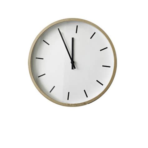 minimalistic wall clock trendy themes for your hdb apartment available on hipvan
