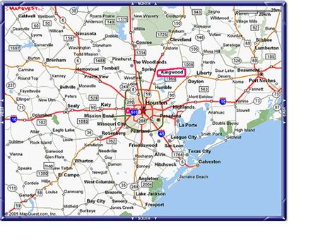 houston galveston map map of houston galveston etc flickr photo
