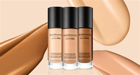 Your Bare Escentuals by Voxbox Alert Brand New Bareminerals Foundation Is Coming