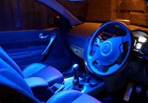 how to install neon and led interior car lights
