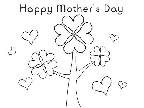 coloring pages for s day cards mothers day cards coloring pages coloring home