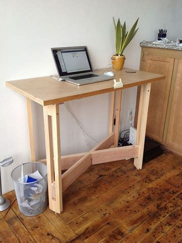 Custom Standing Desk by Custom Standing Desk