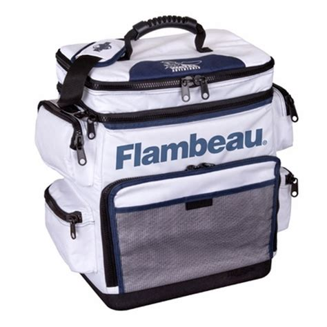 penn sw boat fishing tackle bag flambeau outdoors 5005sw tackle station saltwater bag