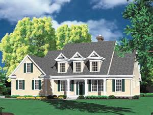 Two Story Colonial House Plans Plan 034h 0218 Find Unique House Plans Home Plans And