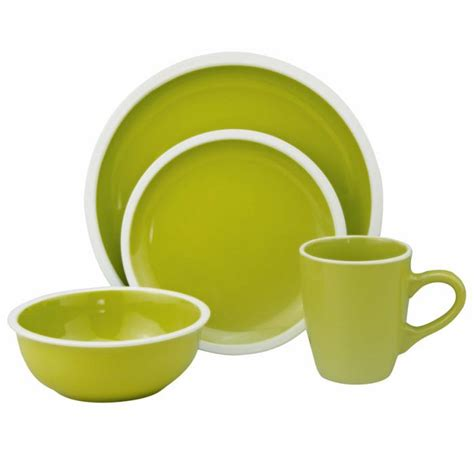 lorren home trends stoneware dinnerware set lh217 pattern