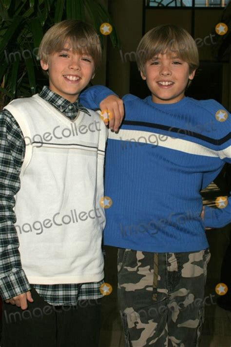 dylan and cole sprouse 2005 new year tca 2005 winter press tour sprousefreaks