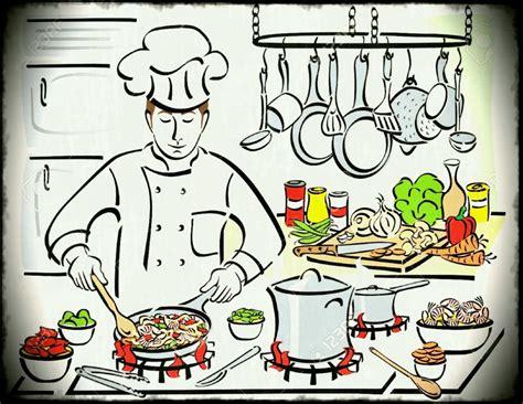 restaurant kitchen clipart chef cliparts free clip kitchen design catalogue