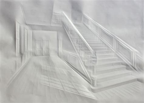 paper interior portraits  simon schubert ignantcom
