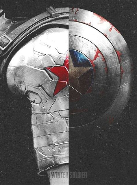 winter soldier tattoo winter soldier v captain america graphic bandom fandom