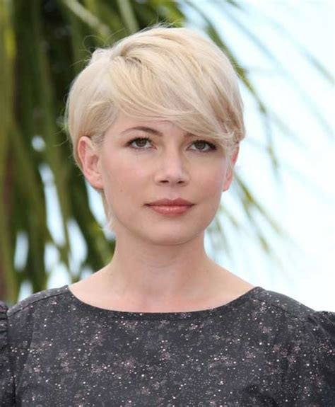 short blonde hairstyles celebrity popular celebrity short haircuts 2012 2013 short