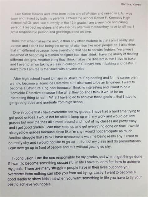 Resume Examples Job by Asgl Senior Portfolio Brag Sheet Personal Statement