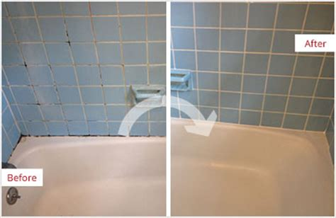 how to recaulk a bathtub residential caulking sir grout washington dc metro