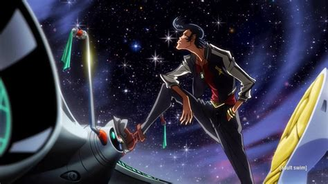 space dandy my shiny robots impressions space dandy