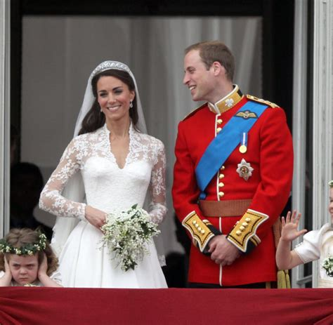 Hochzeit William Kate by Royal Wedding Kate Und Williams Bockiges Blumenkind Auf