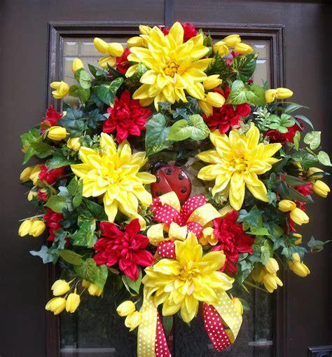 door wreaths for summer wreaths wreath summer door door wreaths outdoor