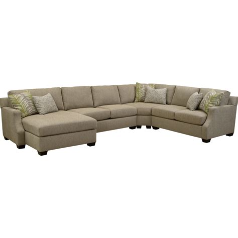 broyhill sofa with chaise broyhill furniture chambers large 4 pc sectional sofa