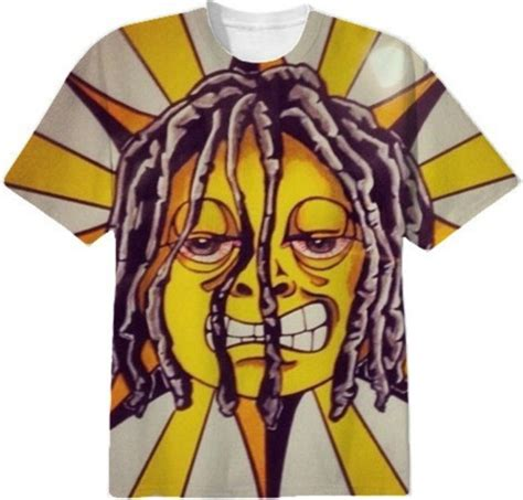 glo gang tattoo t shirt otf gbe glo leanin drugz dope