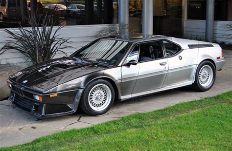 Bmw M1 For Sale by 1979 Bmw M1 Ahg German Cars For Sale