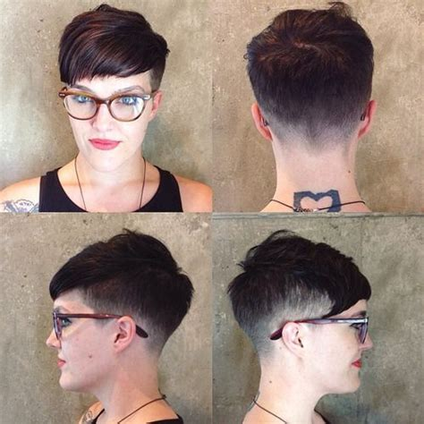 pictures of nice faded punk haircuts tapered cut short faded and tapered pinterest