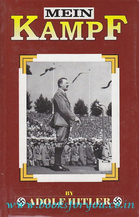 adolf hitler biography in marathi language mein kf books for you