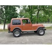 Custom Jeep CJ7 For Sale  Image 220